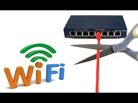 قطع الانترنت على اي شخص معك بالشبكة