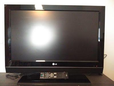 اصلاح مشكل شائع في  شاشات تلفاز lg 32lcdb  وبعض الشاشات الاخر بكل سهولة