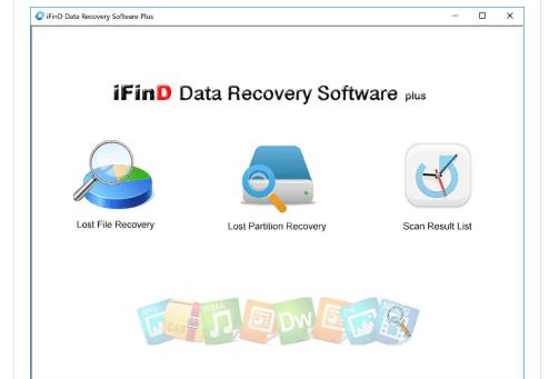 تحميل برنامج iFinD Data Recovery لاسترجاع الملفات المحدوفة بعد الفرمتاج مع الشرح