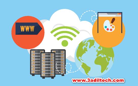 طريقة ربط الاستضافة (hosting) بالدومين او اسماء النطاق (domain)