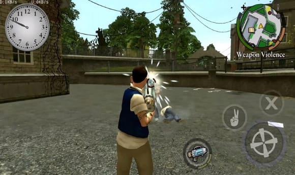 تحميل لعبة للاندرويد - Bully Apk