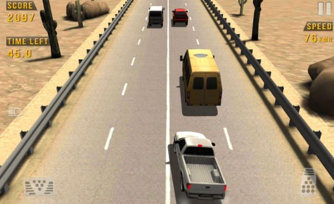 تحميل لعبة traffic racer للاندرويد والكومبيوتر 2019 مجانا