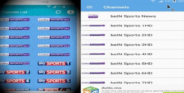 تحميل تطبيق Show Sport TV apk لمشاهدة القنوات المشفرة مجانا
