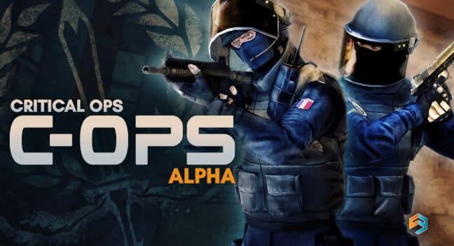 تحميل لعبة critical ops Apk+Obb للاندرويد 2019 اخر اصدار