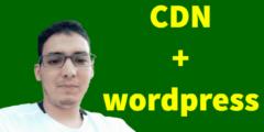 طريقة تسريع المواقع عن طريق CDN Cloudflare مجانا