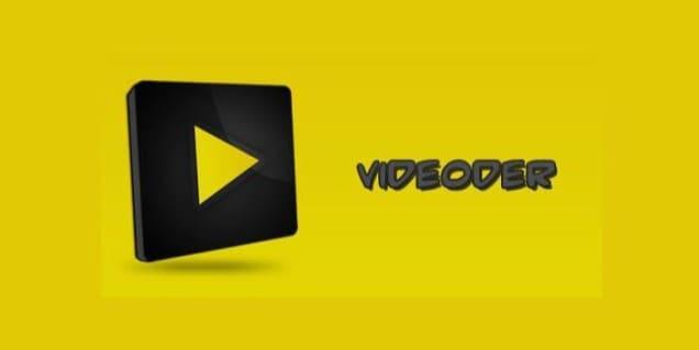 تحميل برنامج videoder