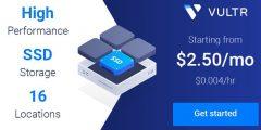 طريقة شراء إستضافة vultr مع لوحة cpanel وإعدادها