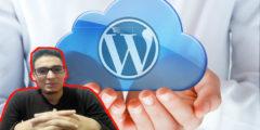 طريقة انشاء موقع الكتروني ووردبريس بالكامل على سيرفر افتراضي