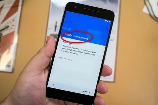 كيفية تخطي حساب جوجل بعد الفورمات في هواتف السامسونج بنظام الاندرويد